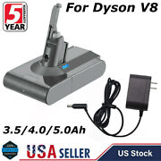 V8 For Dyson 21.6v Battery Animal Absolute Handheld Vacuum Cleaners Or Charger