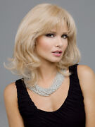 Danielle Wig By Envy, All Colors Envyhair Blend, Lace Front And Mono Top, New