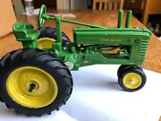 John Deere 'b' Nbandk Toys From 1988 2nd Annual Florida Farm Toy Show 1/16th Scale