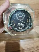 Russian Soviet Ussr Military Air Force Aircraft Cockpit Clock Not Working