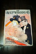 The Ault Wiborg Co By Toulouse Lautrec 23 X 33 Rolled Poster 1960and039s