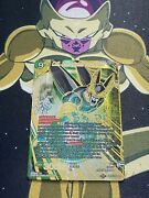Cell, Unthinkable Perfection Spr Bt9-113 Dragon Ball Super Card Game