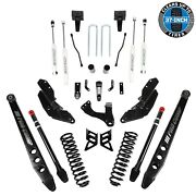 Pro Comp K4212b 4 Stage Iii 4-link Lift Kit - 17-21 Ford Super Duty