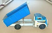 Antique Wyandotte Tin Dump Truck All Metal Products