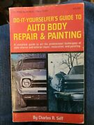 Tab Books Auto Body Repair And Painting Step By Step Manual 949 First Edition