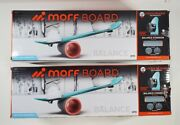 2 Pack Morfboard Balance Xtension Combo For Indoor/ Outdoor No Board Included