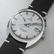 Omega Seamaster Cosmic Ref.166.026 Vintage Date Automatic Mens Watch Auth Works