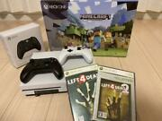 Xbox One S Body, 2 Controllers, Left4dead 1.2 Set
