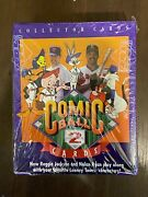 Looney Tunes Upper Deck Comic Ball Trading Cards Series 2 Sealed Wax Box