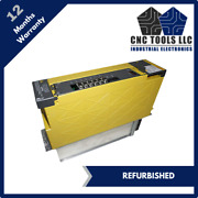 Refurbished Fanuc A06b-6141-h015 H580 Next Day Shipping 1700 With Core
