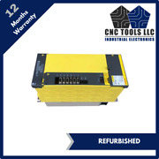 Refurbished Fanuc A06b-6112-h022h550 Spindle Drive 12-month Warranty