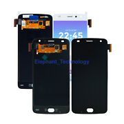 Qc Lcd Display Touch Digitizer For Moto Z Force Xt1650-02 Z Droid Xt1650-01-03