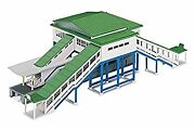 Used Kato Gauge Hashie Station Building 23-200 Model Railroad Supplies