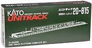 Used Kato Gauge On-the-other-way Home Set 20-815 Model Railroad Supplies