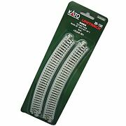 Used Kato Gauge Curved Tracks R348-30 Pieces 20-130 Model Railroad Supplies