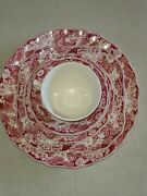 Johnson Brothers China Strawberry Fair Made In England 6-piece Place Setting