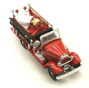 Vintage Matchbox Collectables 143 1935 Mack Ab Fire Engine 31782-999 New In Box