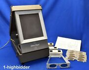 1950s Stereo Royal Group Realist Slide Stereoviewer 3d Glasses And Slides Serviced