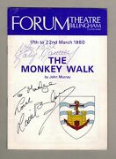 Katy Manning And Lionel Blair - Original Hand-signed Theatre Programme 1980