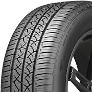 4 New 205/60r16 Continental Truecontact Tour Tires 92 T