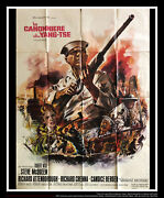 The Sand Pebbles Steve Mcqueen 4x6 Ft French Grande Movie Poster Original 1966