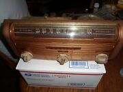 Vintage Admiral Am 4-tube Console Radio Tube Chassis