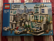 Lego City 7744 Police Headquarters. Brand New And Sealed