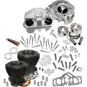 Sands Cycle 74 Top End Kit Heads/cylinders/pistons 1966-1980 Shovelhead 90-0097