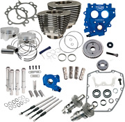 S And S Cycle Black 585ge Power Package 330-0665