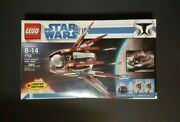 Lego Star Wars The Clone Wars Count Dookuand039s Solar Sailer 7752