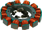 Cycle Electric Replacement Motorcycle Stator Direct Fit Ce-9902 Made In Usa