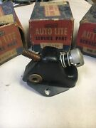 Nos Auto-lite Ford Foot Starter Ignition Switch Sw-2813 1930andrsquos 1920andrsquos Usa Part