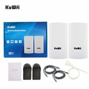 Outdoor Wifi Router 300mbps Wireless Repeater/wifi Bridge Long Range 2.4ghz