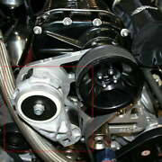 Cbm Blower Belt Drive Tensioner And Pulley For Whipple 3.3l 4.0l Ls Supercharger