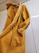 Shearling Coat Made In France High-end Luxury