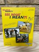 Relative Insanity See What I Mean Game By Jeff Foxworthy New