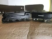 Lionel Pre War, 0/027 1688 W/1689t Tender, Both In Vgc, From 1937/39 Must See