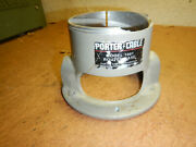 Porter Cable 1001 Router Base Casting For 100 And 690 Routers