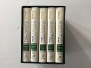 5 Volumes The Psalms Tehillim Beautiful English Translation And Robust Commentary
