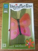 The Bug Collection Bible Nip, Butterfly, Leathersoft, Niv