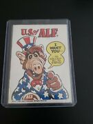 Vintage U.s. Of Alf Collectible Trading Card