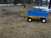 Small Animal Wagon For Pulling, Great For Parades, Dogs, Mini Horses, Goats,