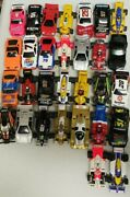 Lot Of 30 Stock Cars Rare Tyco Ho Scale Rusty Wallace Millerf1 Shell Marlbor
