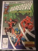 Daredevil 174 Vf/nm 9.0 W/oww Pages, Lovely Condition, Nice Staples.