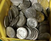 Lot Of 16 Kennedy 40 Silver Half Dollars 1965-1969 8 Face Value Uncirculated