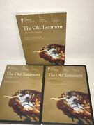 Great Courses The Old Testament Vols 1 And 2 - 12 Cd Disc Set + Guidebook Bible
