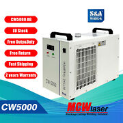 Genuine Sanda Cw-5000/cw-5200 Water Chiller Industrial For 100-150w Co2 Laser Tube