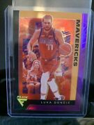 2019-20 Chronicles Flux Luka Doncic Ssp 47/49 Purple Prizm Filthy Card Hobby