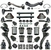 Front Suspension And Steering Linkage Set For 1965-1966 Mopar C-body