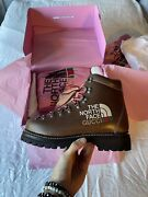 Brand New Authentic X The Brown Boots Us Size 11